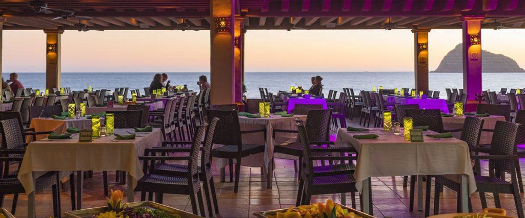 La Terraza Restaurant Playa Mazatlan Beach Hotel