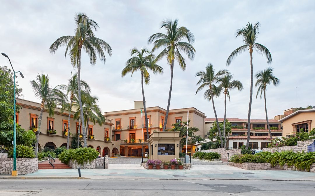 Hotel Playa Mazatlan is recognized as Sustainable Hotel