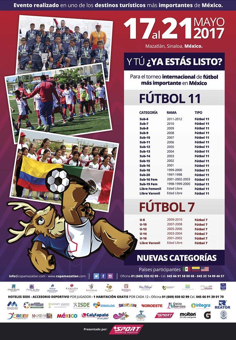 Copa Mazatlan 2017