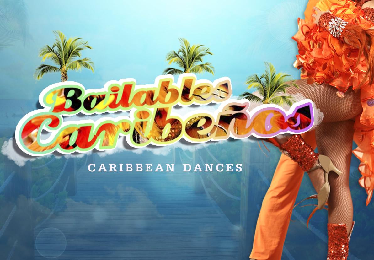 Bailes Caribeños Atracciones Hotel Playa Mazatlán