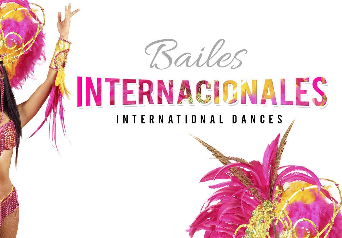 Bailes Internacionales Atracciones Hotel Playa Mazatlan
