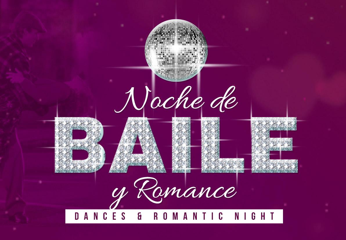 Noche de Baile y Romance Atracciones Hotel Playa Mazatlan
