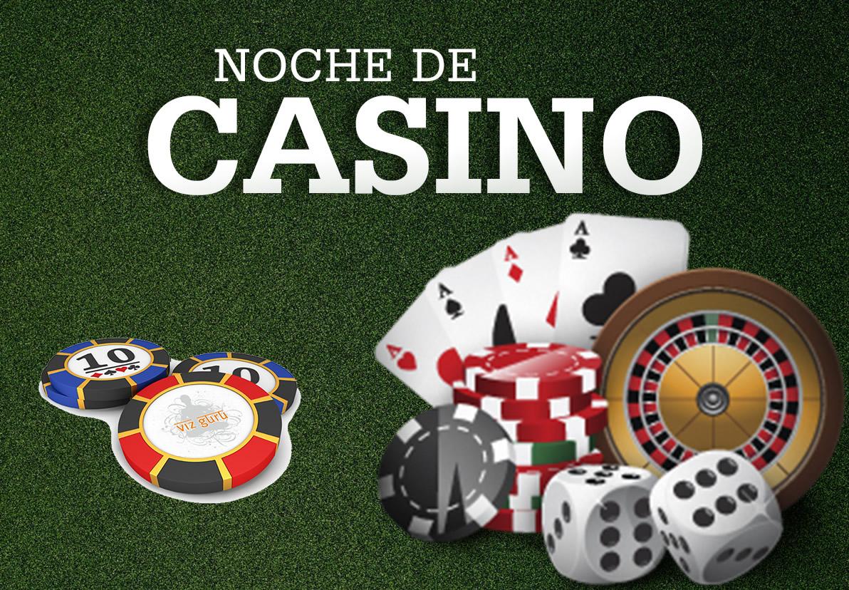Noche de Casino Atracciones Hotel Playa Mazatlan