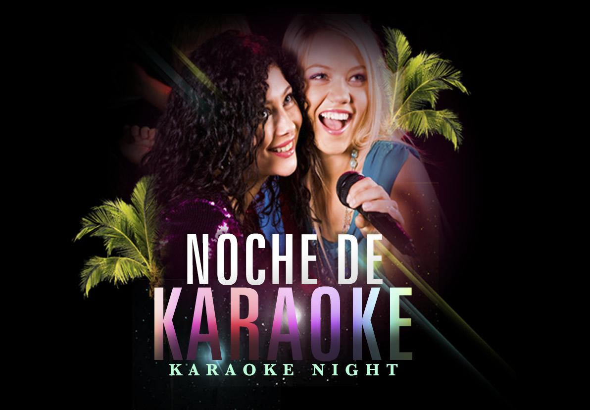 Noche de Karaoke Atracciones Hotel Playa Mazatlan