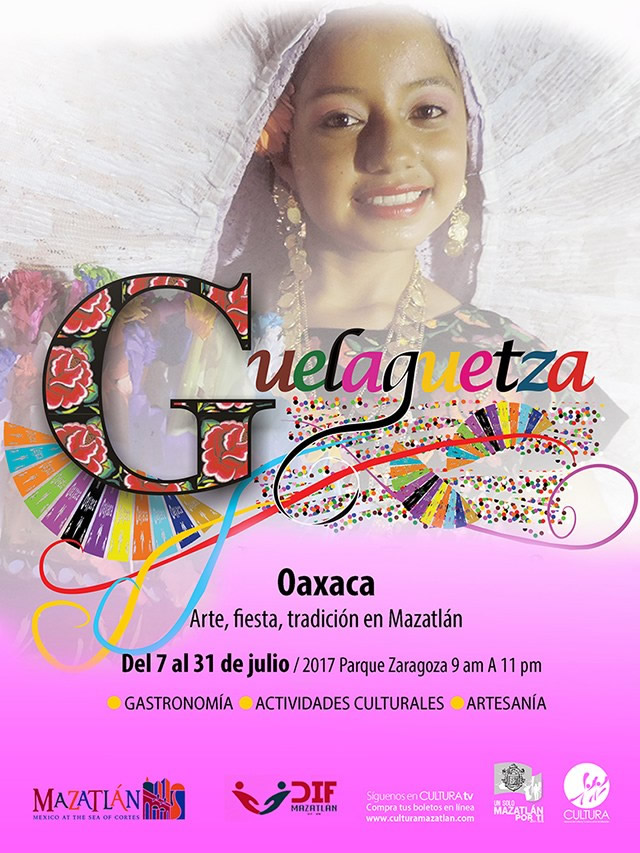 Oaxaca and the Guelaguetza in Mazatlan