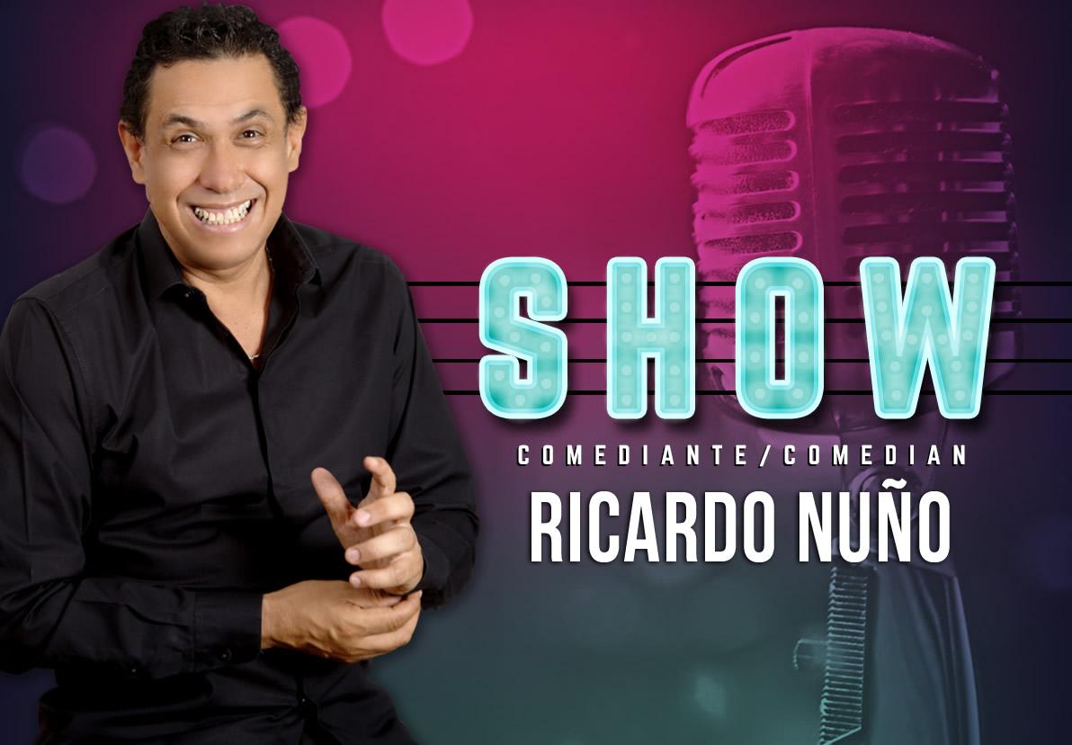 Show de Comedia Ricardo Nuño