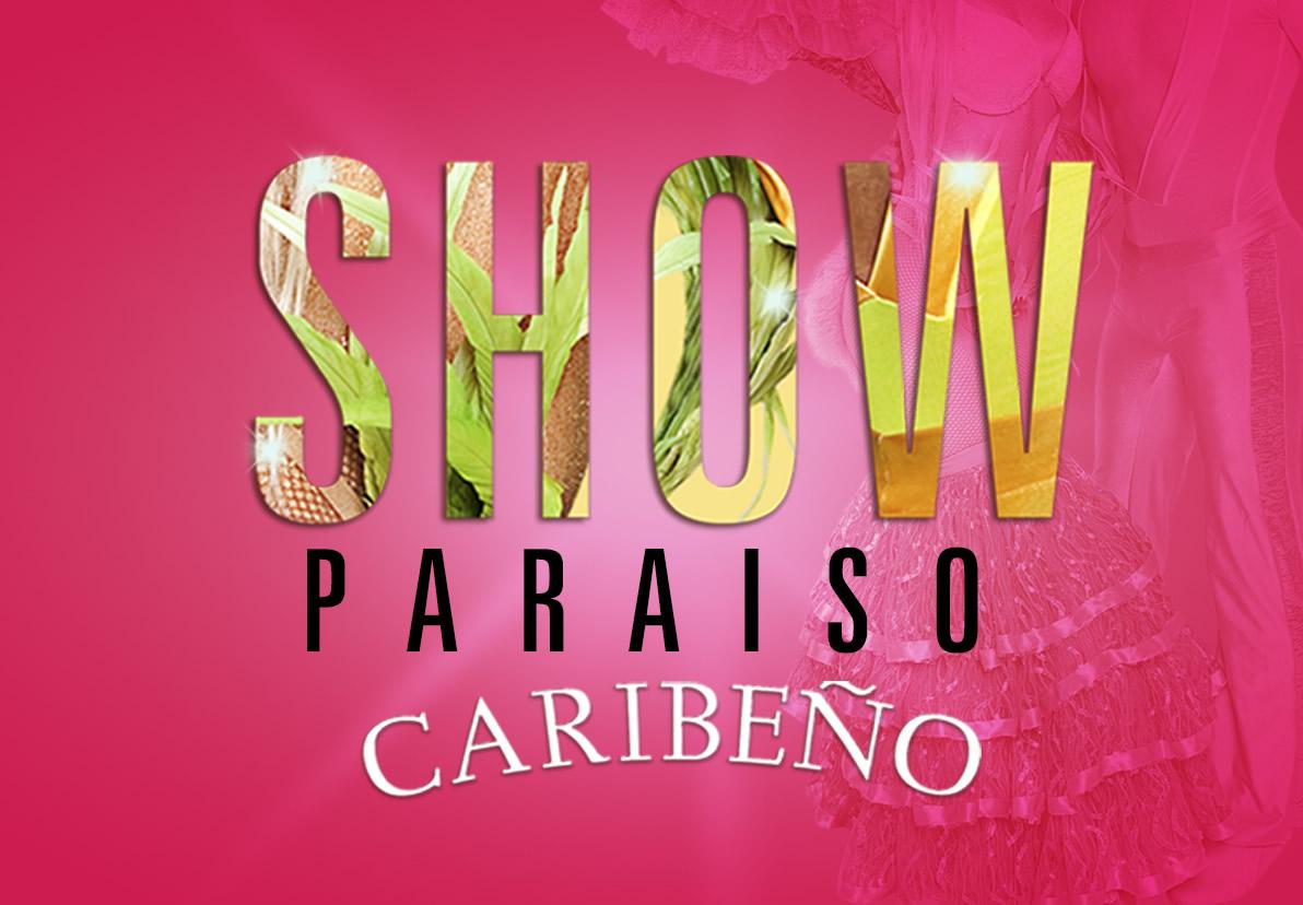 Show Paraíso Caribeño Atracciones Hotel Playa Mazatlan