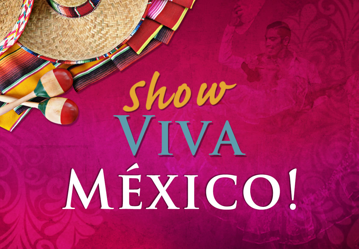 Viva Mexico Show Attractions Playa Mazatlan