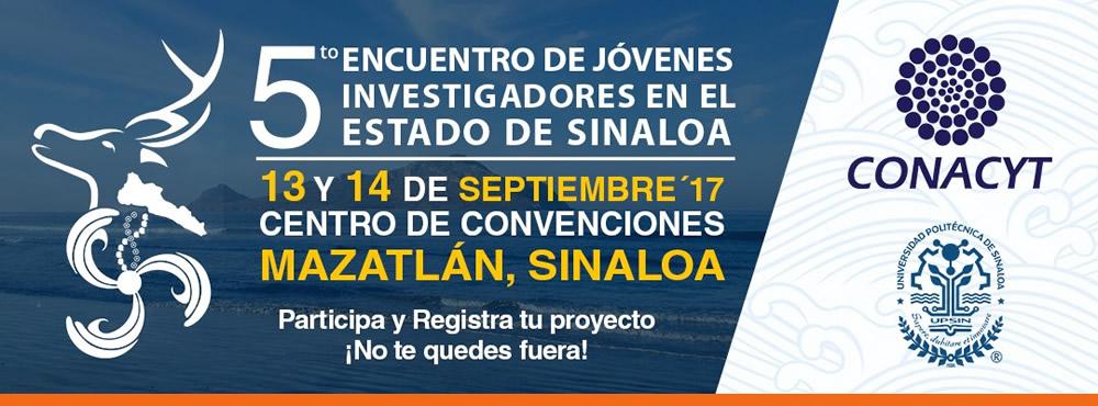 Encuentro de Jóvenes Investigadores Sinaloa