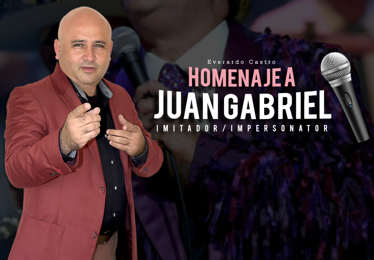 Juan Gabriel Impersonator Attractions Playa Mazatlan