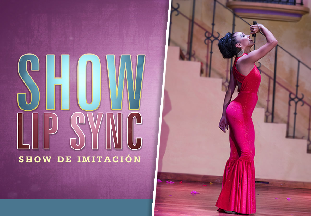 Lip Sync Show Attractions Playa Mazatlan