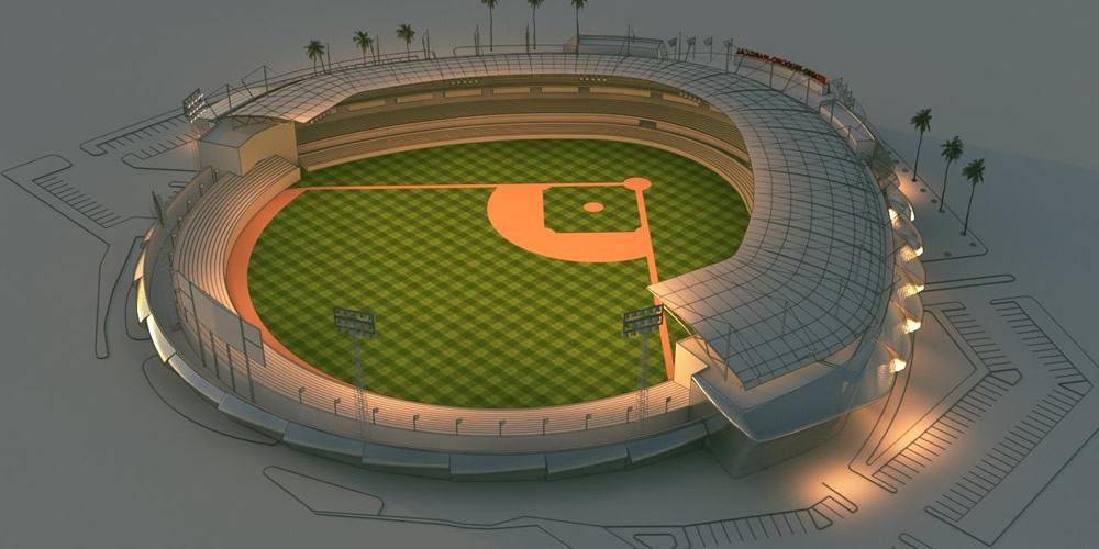 The Mazatlan Baseball Stadium will be remodeled