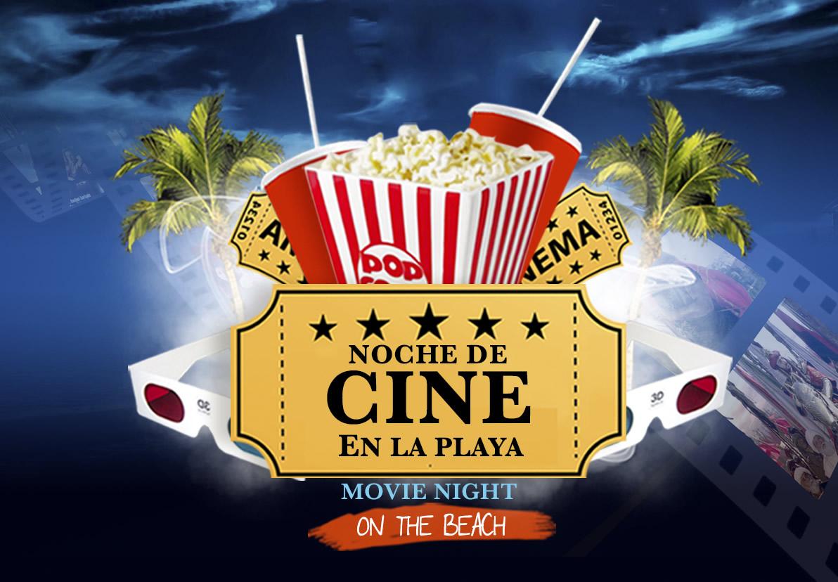 Noche de Cine Atracciones Hotel Playa Mazatlan