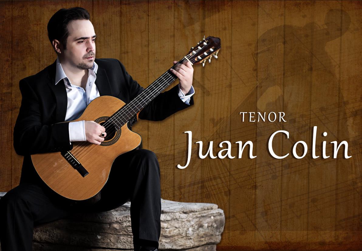 Tenor Juan Colin Attractions Playa Mazatlan