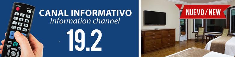 Canal Informativo 19.2 Hotel Playa Mazatlán