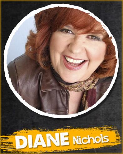 Diane Nichols Mazatlan Comedy Club