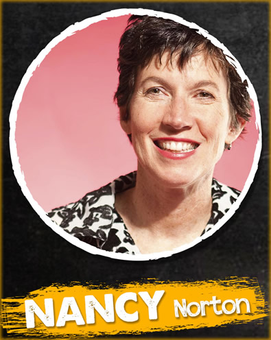 Nancy Norton Mazatlan Comedy Club