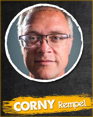 Corny Rempel Mazatlan Comedy Club