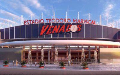 Inicia remodelación del Estadio de Béisbol de Mazatlán