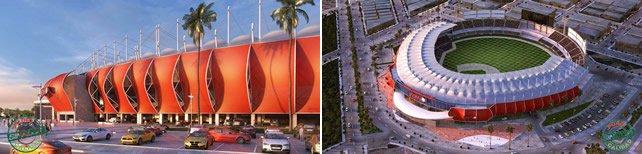 Modernization Mazatlan Baseball Stadium