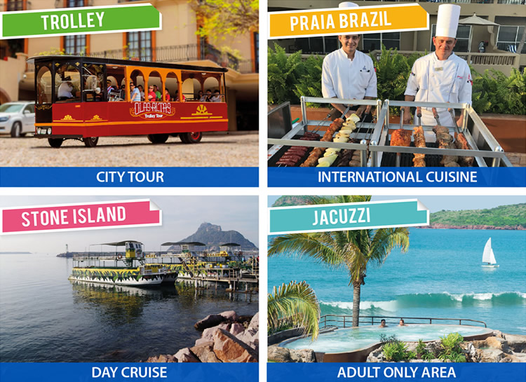 Added Values Playa Mazatlan Beach Hotel