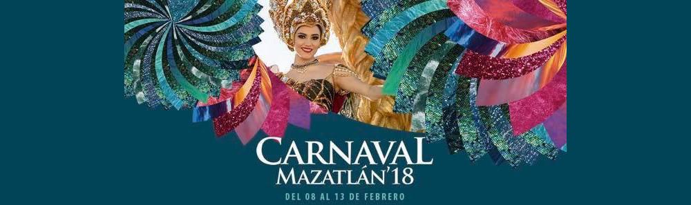 Resultado de imagen para logo del carnaval mazatlan 2018