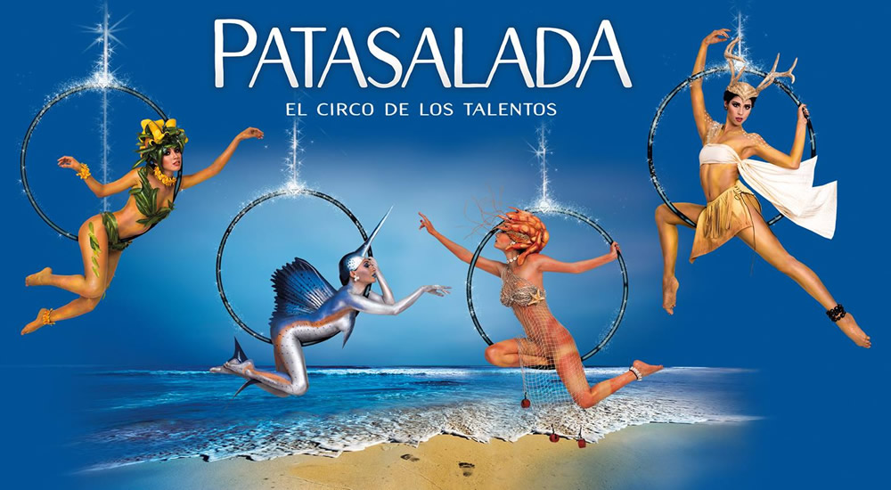Patasalada The Circus of the Talents