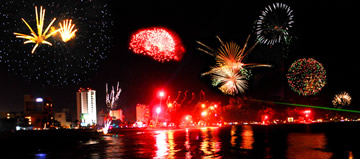 Mazatlan Festival of Light