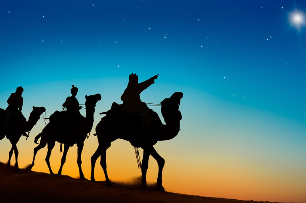 Mexico and its tradition of the Three Wise Men