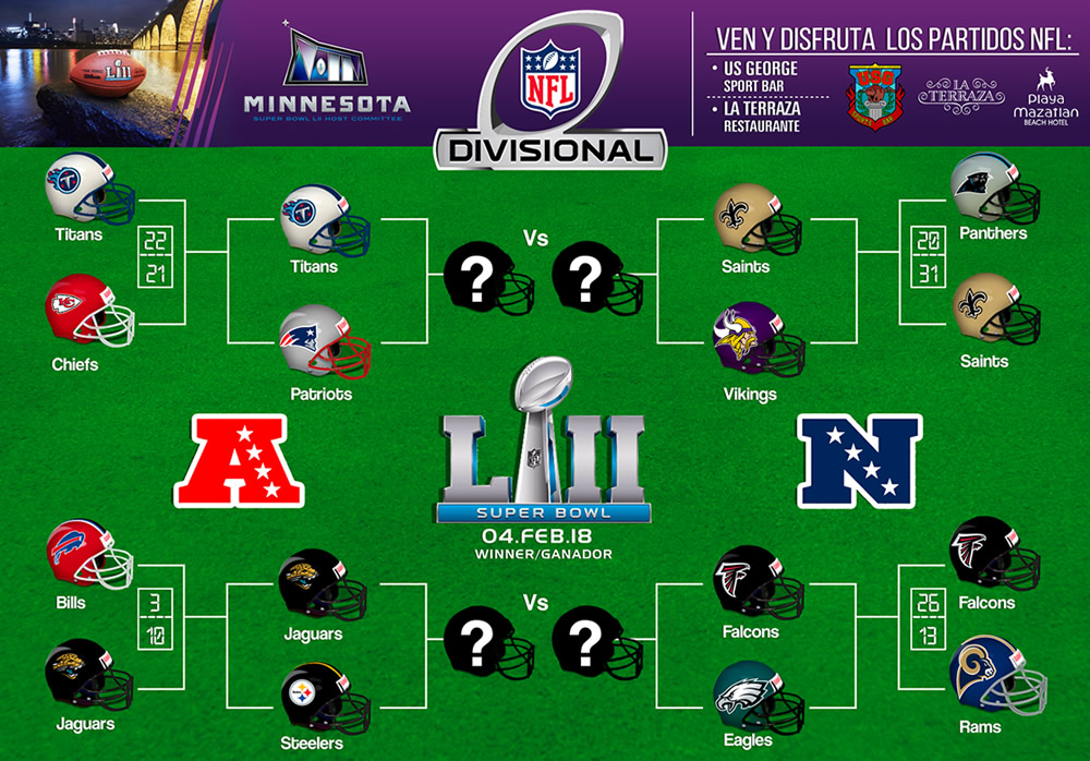 NFL Playoff Divisional