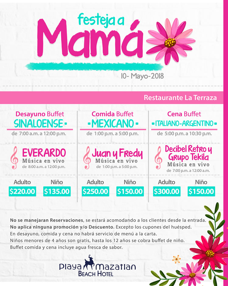 10 De Mayo Hotel Playa Mazatlan