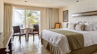 Habitación Estándar con Cama King Hotel Playa Mazatlán