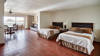 Habitación Junior Suite Hotel Playa Mazatlán