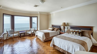 Segunda Habitación Penthouse Pacífica Hotel Playa Mazatlán