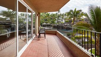 Vista Panorámica Habitación De Lujo Hotel Playa Mazatlán