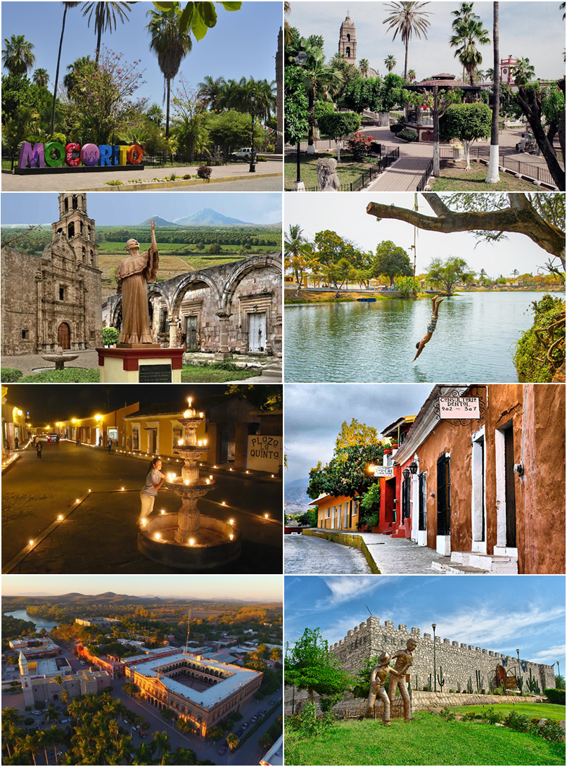 Sinaloa Magic Towns