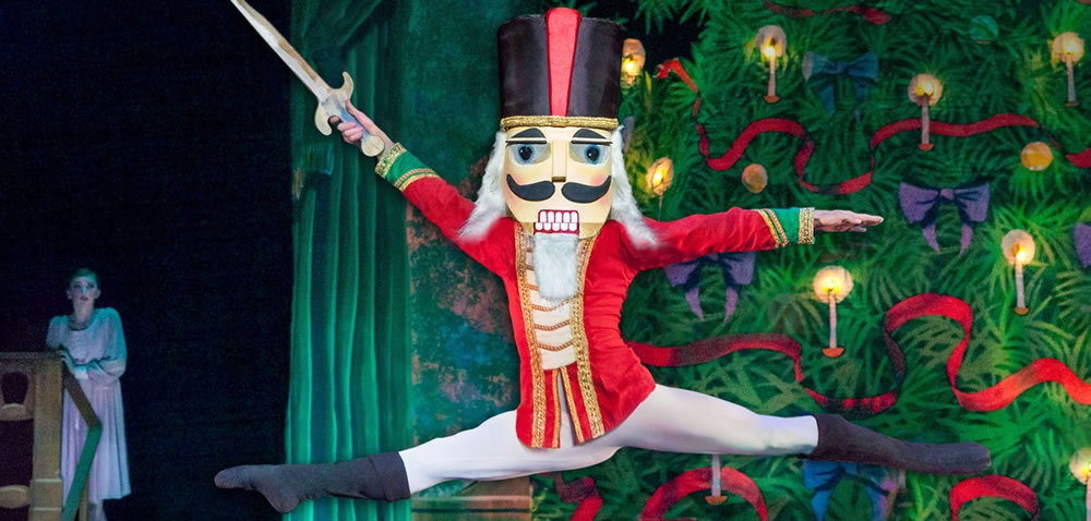 The Nutcracker at Angela Peralta Theater