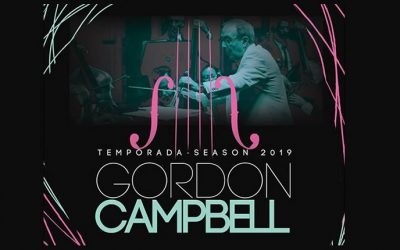 Season 2019 Gordon Campbell