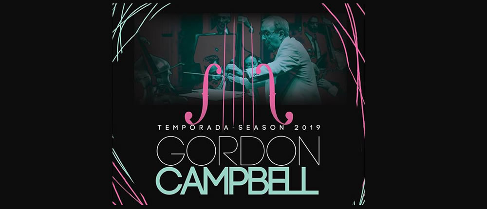 Gordon Campbell Season 2019