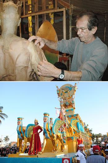 Rigoberto Lewis Mazatlan Carnival 2019