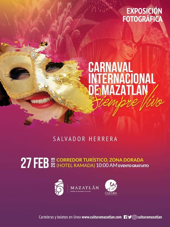 Carnaval Internacional de Mazatlan Siempre Vivo