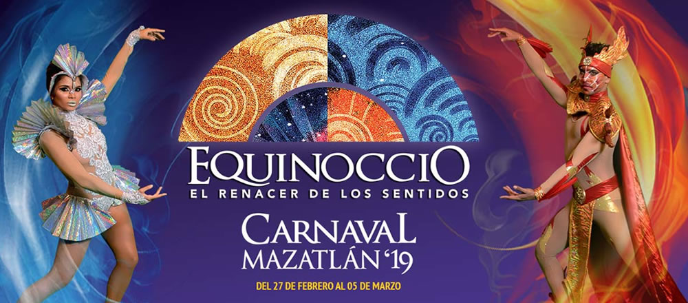 A great success the Mazatlan Carnival 2019