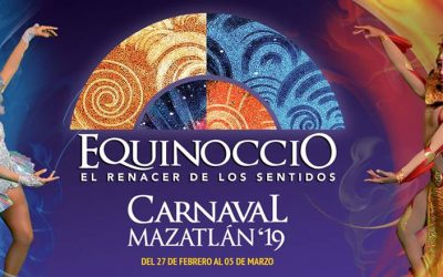 Meet the New Sovereigns of the Mazatlan International Carnival 2019