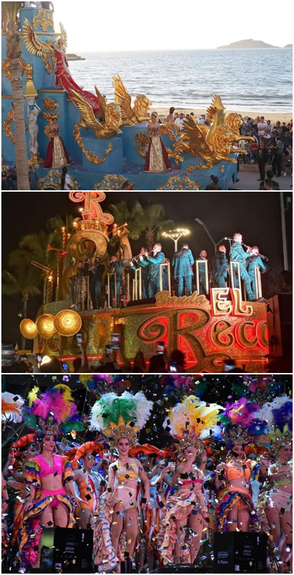 Thank you Mazatlan International Carnival 2019