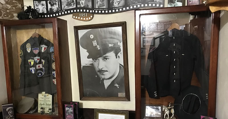 The Pedro Infante Museum in Mazatlan