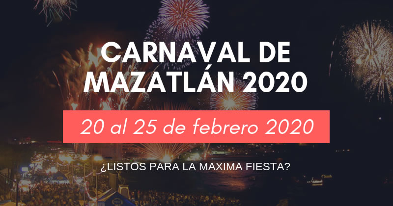 We're seeking the next Queens of the Mazatlan International Carnival 2020