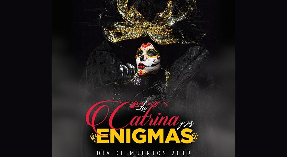 "Callejoneada ""La Catrina and her Enigmas"""