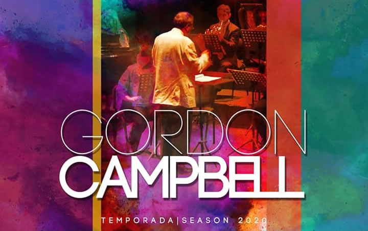 Novena Temporada Gordon Campbell 2020