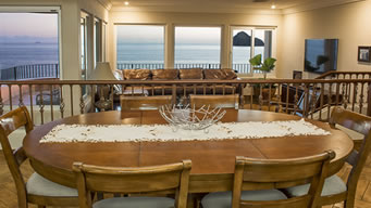 Dining Room Pacifica Penthouse Hotel Playa Mazatlan