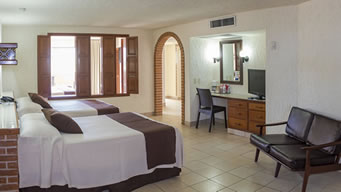 Family Room Hotel Playa Mazatlan